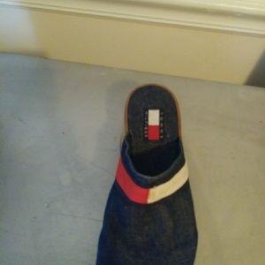 Tommy Hilfiger clogs shoes